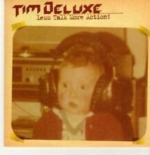 (BC630) Tim Deluxe, Less Talk More Action! - 2003 DJ CD