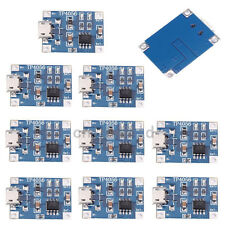 10x Micro USB 5V 1A Lithium Battery Charging Board Charger Module Lade Modul