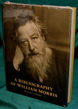 A Bibliography of William Morris by Eugene D. LeMire (2006, Hardcover)