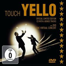 YELLO - TOUCH YELLO (DELUXE EDITION)  CD + DVD NEW+