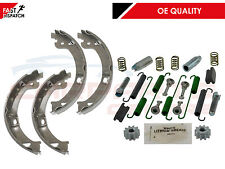 FOR CHRYSLER GRAND VOYAGER RG HAND BRAKE HANDBRAKE SHOE FITTING KIT SET 00-07