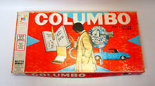 Vintage 1974 Columbo Detective Game Milton Bradley Board Game