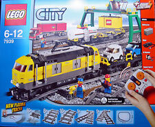 NEW Lego RC Trains # 7939 Cargo Train Sealed - Ships World Wide