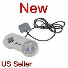NEW 16 Bit Controller for Super Nintendo SNES System (6 MONTH WARRANTY)