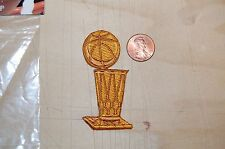 "NBA 2 3/4"" Patch NBA Playoffs Champion Logo 2006/2007-Present National Emblem"