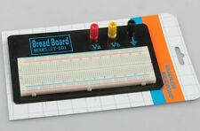 1pcs Solderless Breadboard - 830 Tie Points (ZY-201)