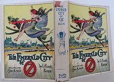 FRANK L. BAUM The Emerald City of Oz EARLY PRINTING
