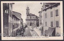GROSSETO CASTEL DEL PIANO 03 MONTE AMIATA Cartolina viaggiata