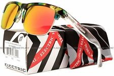 NEW Electric Knoxville Union Sunglasses-Fire Havana-Fire Chrome-SAME DAY SHIP!