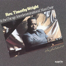 REV. TIMOTHY WRIGHT - Im Glad About It CD ** Excellent Condition **