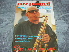 Jazz Journal   Dec  2000   Don Rendell,  Alex Hill