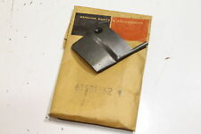 Harley Davison Rear Chain Oiler Cover 63591-62 MISSING SCREW AND LOCK WASHER