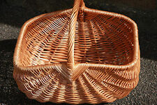 Quality - Wicker Shopping  Basket - for GIFT