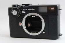 [Exc++] Leica Leitz Minolta CL 35mm M Mount Camera Body + Case from Japan