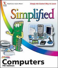 Computers Simplified,GOOD Book
