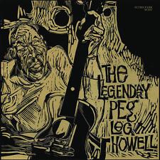 Peg Leg Howell - The Legendary Peg Leg Howell 180G LP REISSUE NEW SUTRO PARK
