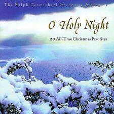 FREE US SH (int'l sh=$0-$3) NEW CD : O Holy Night 20 Christmas Favorites