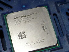 AMD Phenom II X4 965 3.4 GHz Quad-Core (HDZ965FBK4DGM) L3=6M Sockel AM3 Free P&P