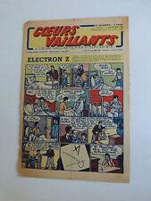 journal COEURS VAILLANTS n° 10 de 1944