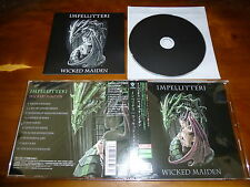 Impellitteri / Wicked Maiden JAPAN Rob Rock C2