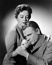 Jane Greer and James Cagney UNSIGNED photo - B2912 - Man of a Thousand Faces