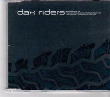(FP132) Dax Riders, People - 2001 DJ CD
