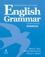 Understanding and Using English Grammar Workbook (Full Edition; with Answer Key