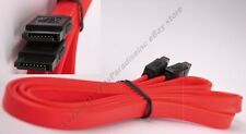 "Lot=10 40"" Long Serial ATA/SATA internal HD/CD/DVDRW Cable/Cord/Wire 150mbs{RED"