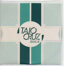 (M574) Taio Cruz, Moving On - DJ CD