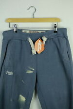 Mens Vintage Superdry Jogging Sweatpants Medium W 32-34 L 29 (SHABBY CASUALS)P14
