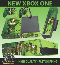 XBOX ONE CONSOLE STICKER POISON IVY ARKHAM GIRLS BATMAN SKIN & 2 PAD SKINS
