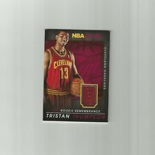 2014-15 NBA Hoops Tristan Thompson Rookie Remembrance Card