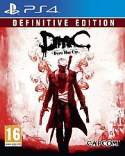 Dmc Devil May Cry: Definitive Edition PAL-ITA PS4 Playstation 4 new