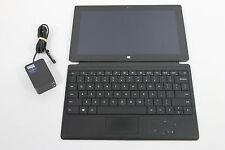 VERY GOOD Used Condition Black Microsoft Surface RT 32GB Model 1516 Tablet