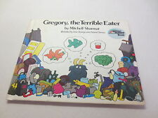 Gregory, the Terrible Eater by Mitchell Sharmat Reading Rainbow Book hardcover