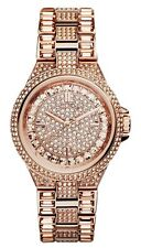 Michael Kors MK5948 Mini Camille Swarovski Crystal Rose Gold Tone Women's Watch