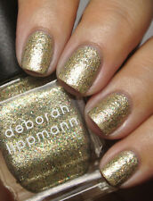 NEW! Deborah Lippmann FAKE IT TILL YOU MAKE IT Polish Lacquer - full size