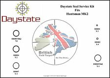 Daystate Huntsman Mk2 Full Seal Service Kit New