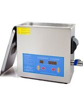 VGT-1730QTD 3L Stainless Steel Ultrasonic PCB Cleaner With Heater CE 100W NEW