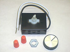 Rheostat with Knob, Earth Stove BV400C-2, Whitfield Advantage I pellet 24220901