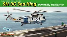 1/72 US Navy SH-3G Sea King Utility Helicopter Transporter ~ Cyber Hobby  5113