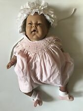 "Berenguer 21"" Baby Girl Realistic Newborn Doll-Anatomically Correct LIFE SIZE"