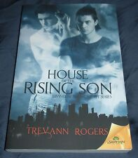 House of the Rising Son Trevann Rogers M/M Romance Gay Paranormal Samhain MM Pbk