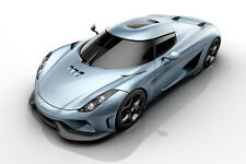 KOENIGSEGG REGERA SUPER CAR POSTER PRINT STYLE A 24x36 HIGH RES
