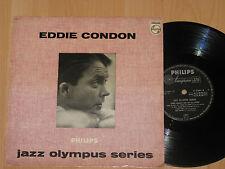 """10"""" EDDIE CONDON (GITARRE)  JAZZ OLYMPUS SERIES SINCE MY BEST GAL TURNED ME DOWN"""