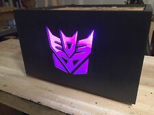 Detolf Light Up Base for Transformers Masterpiece Collections *Decepticon