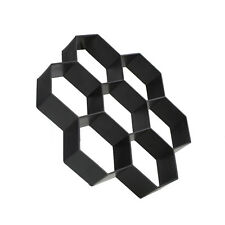 Hexagon Driveway Paving Pavement Stone Mold Concrete Pathmate Mould Paver