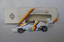 Gama 1/43 - Opel Lotus F3000 + boîte