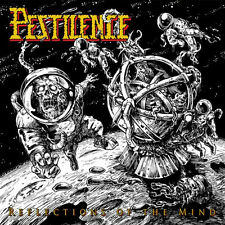 Pestilence - Reflections of the Mind, 1992 (Hol), CD (Asphyx,Death Metal)
