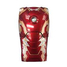 "Iron Man 3D Armor Hard Phone Case Cover LED For iPhone 6 Plus / 6s Plus 5.5"" RD"
